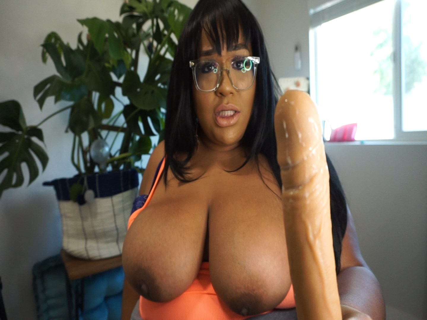 Blackdd Mamba - BBW MOM shocked by sons confession
