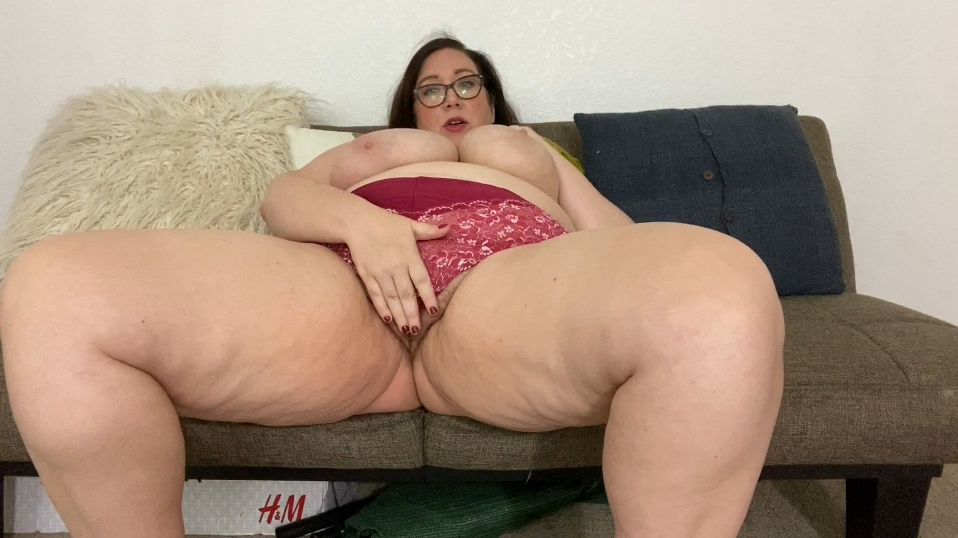 Cutejayne - Stepmom Wants You Panty Worship
