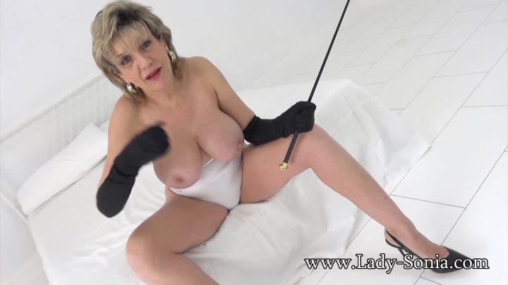 Lady Sonia - Pornosexual Femdom Lockdown Wank