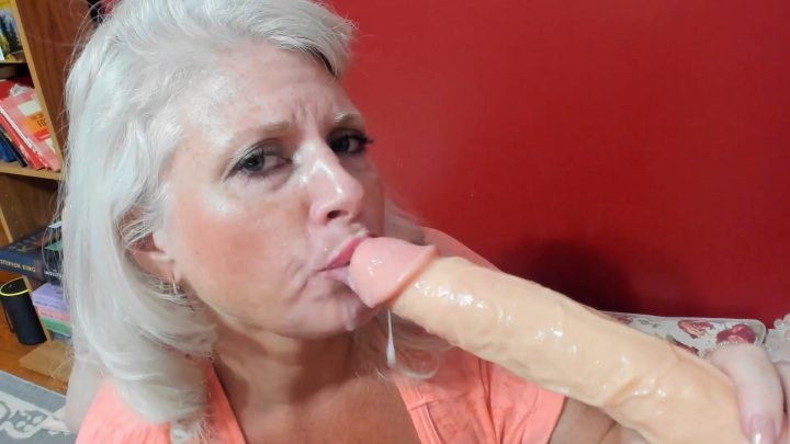 Painted Rose - Mommy Reads to You, Then Blowjob