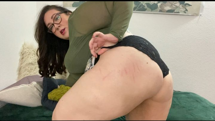 Cute Jayne – Worship Your BBW Mommys Asshole