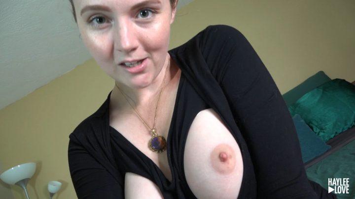 HayleeLove – Mommy's Breast Pump Is Broken