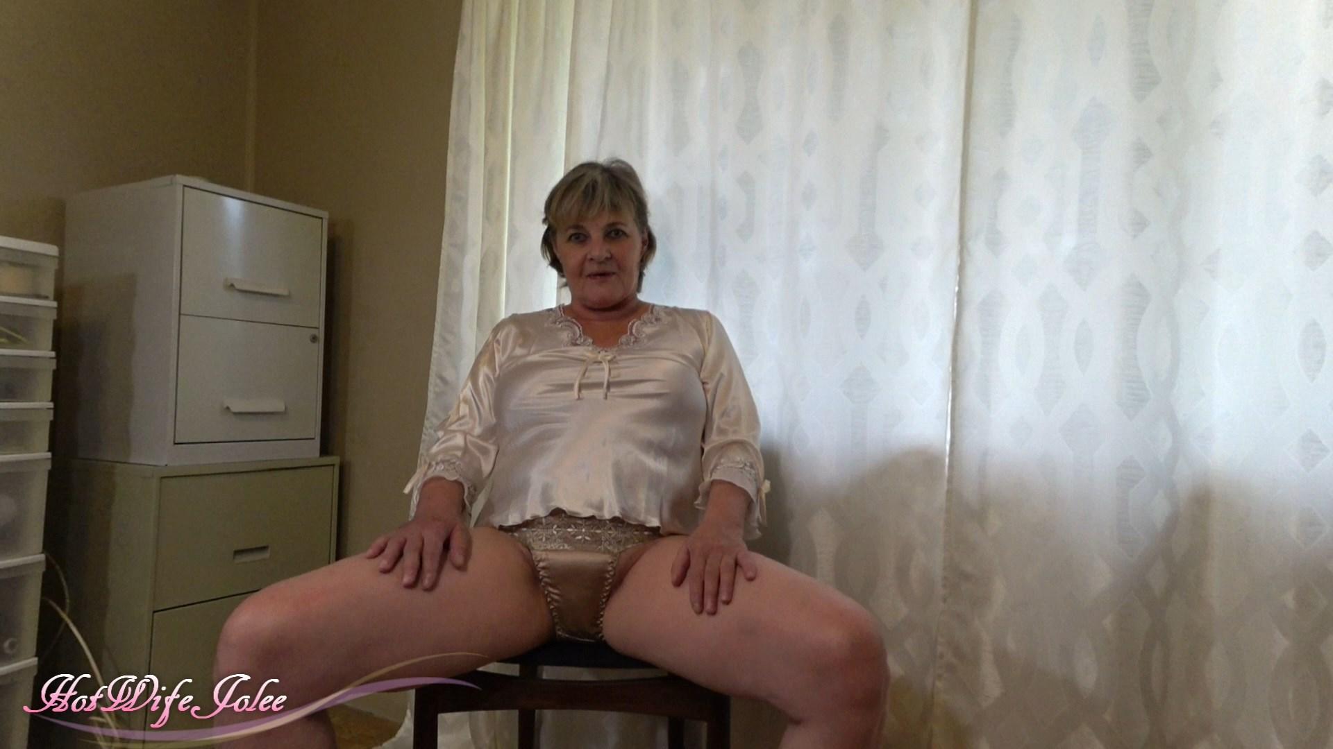 Hot Wife Jolee - Mommy's Horny Son Needing Help Again