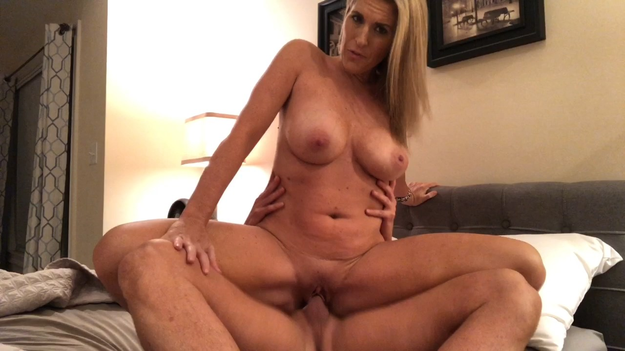 Rose Scott - Stepmom Catches Son Then Fuck