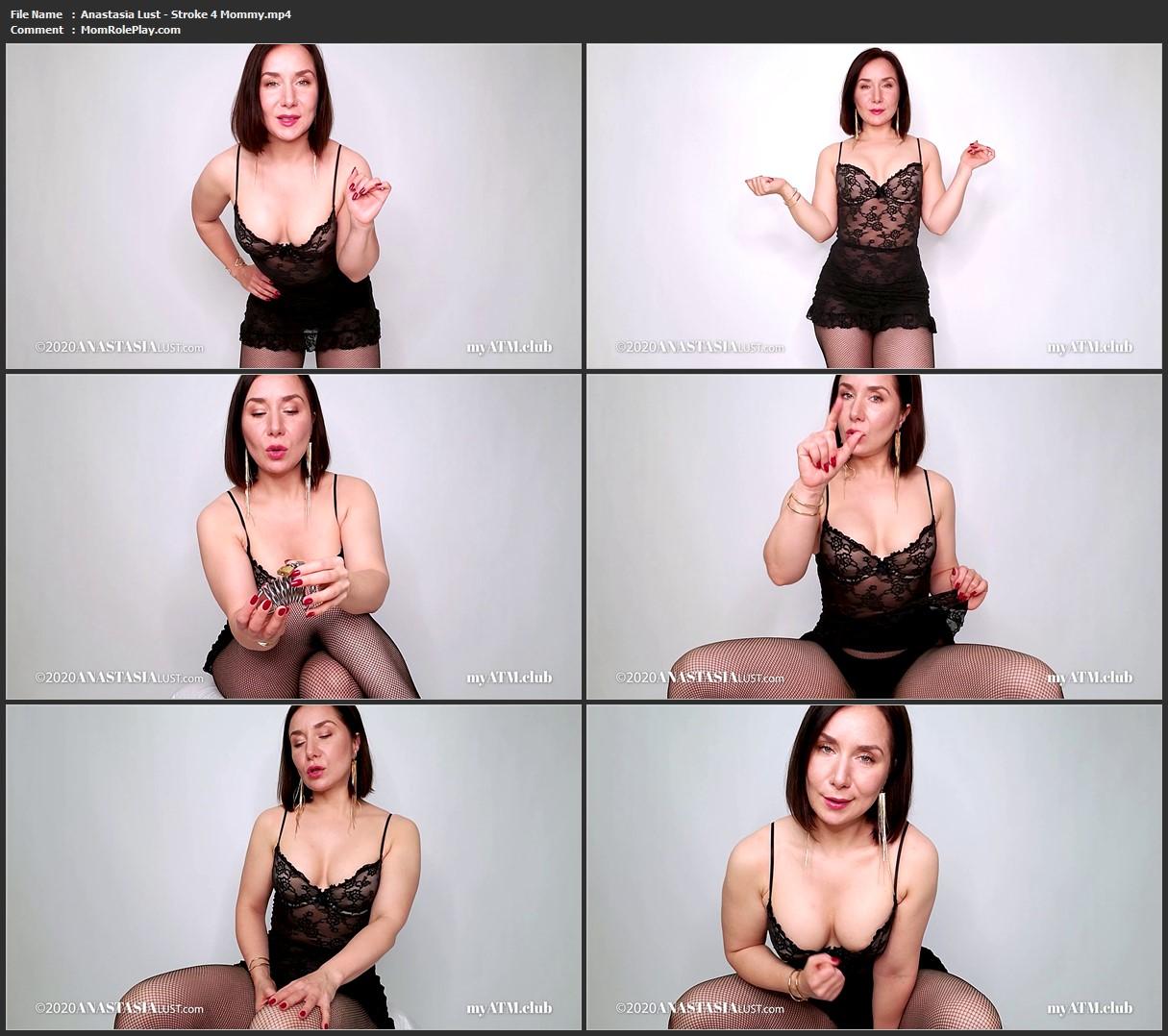 Anastasia Lust - Stroke 4 Mommy