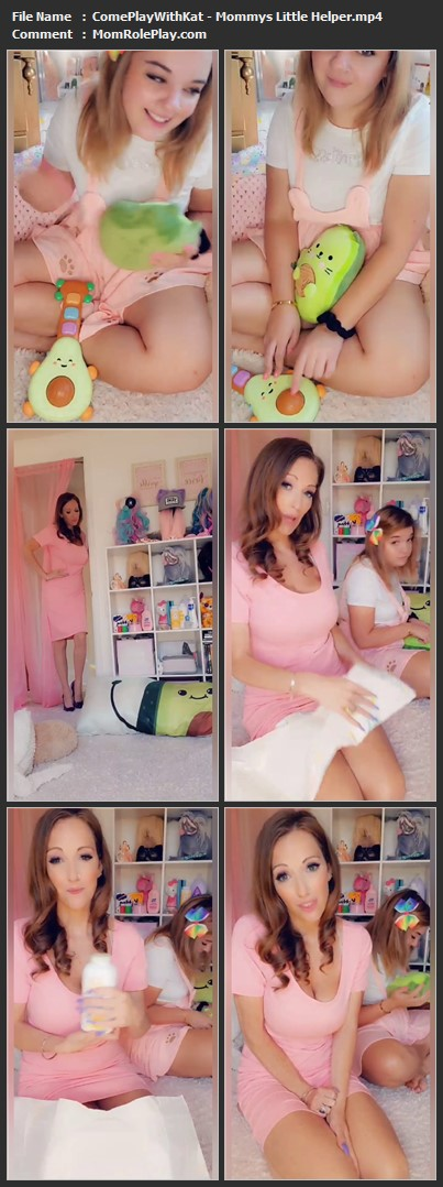 ComePlayWithKat - Mommys Little Helper