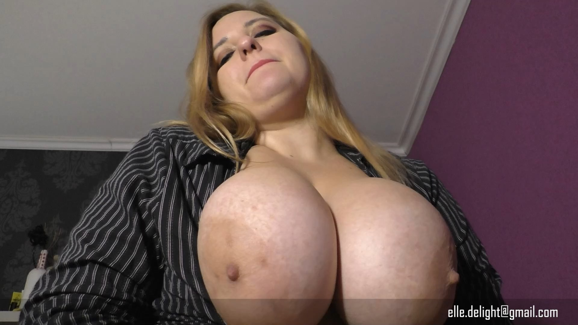 ElleDelight - Fuck the Gay Out