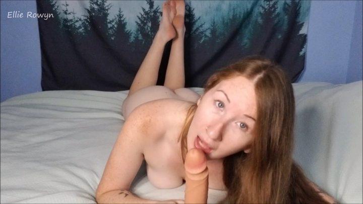 Ellie Rowyn - Mommy Drains Your Cum