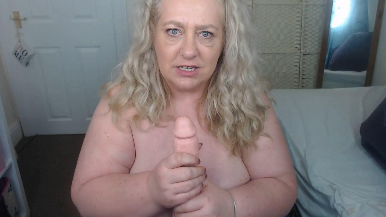 English Milf - Son Takes Advantage of Stepmom Sex POV