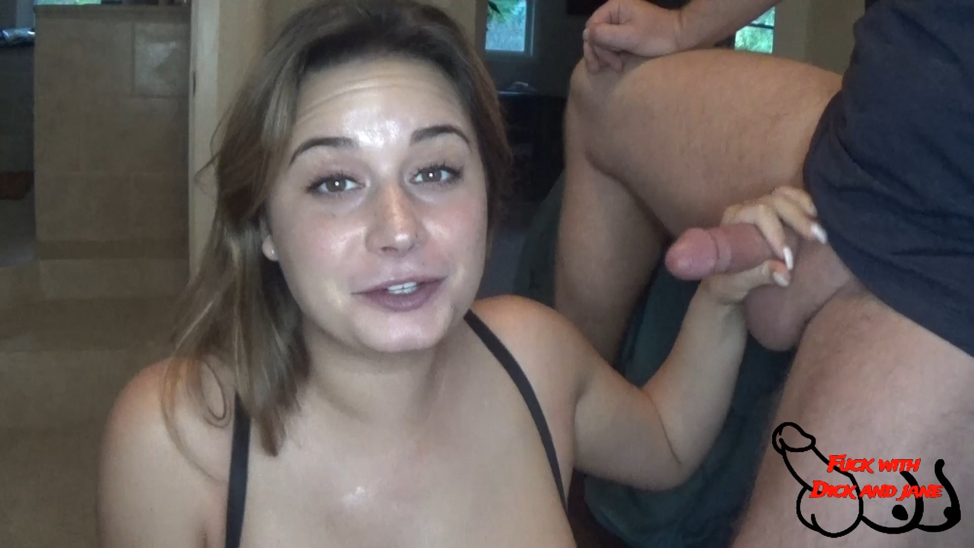 Fuck w Dick and Jane - Mommy Sucks Your Bullyэs Cock