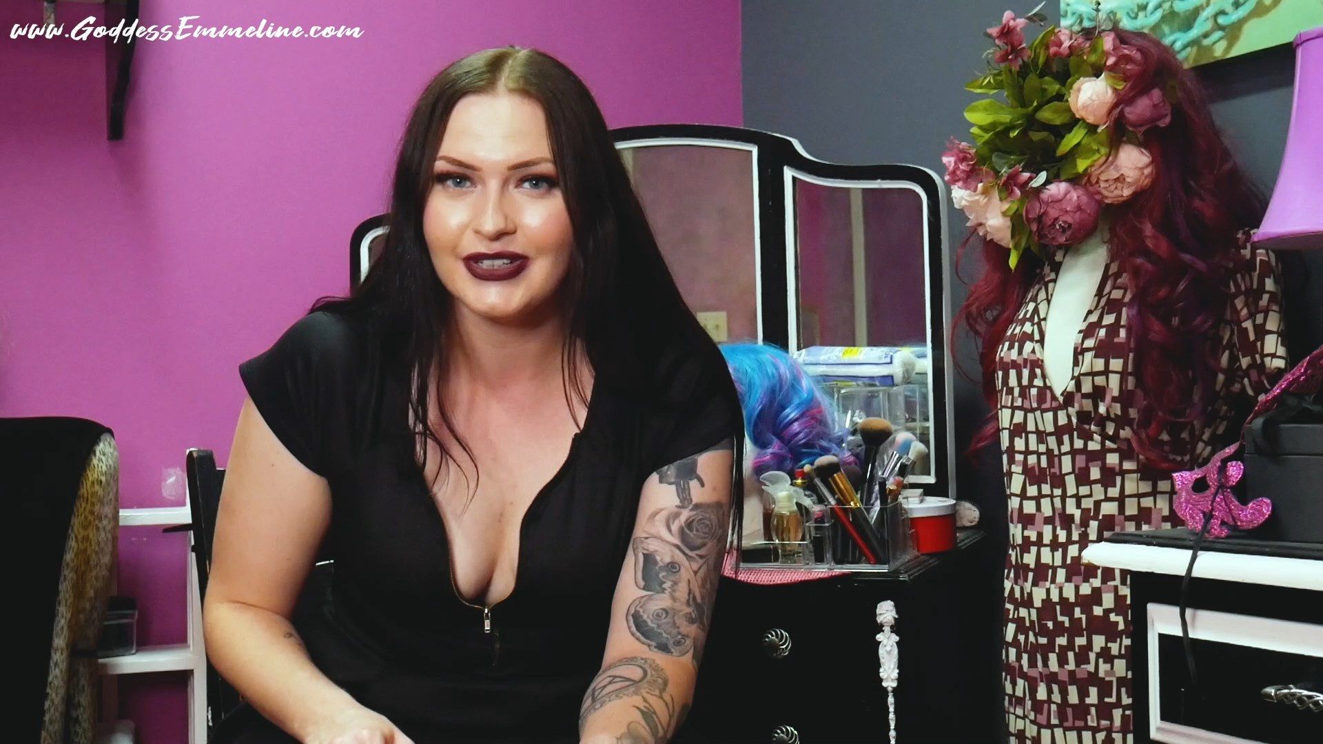 Goddess Emmeline - Mommy Sissy Girl Training POV