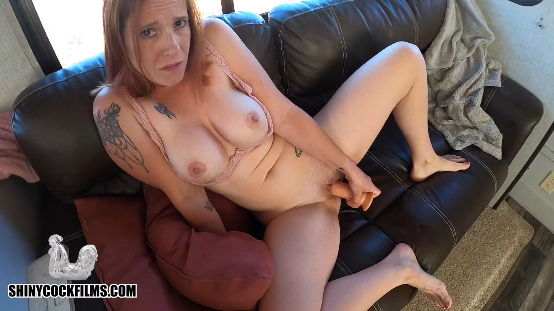 Jane Cane - Mom Begs Son for Sex