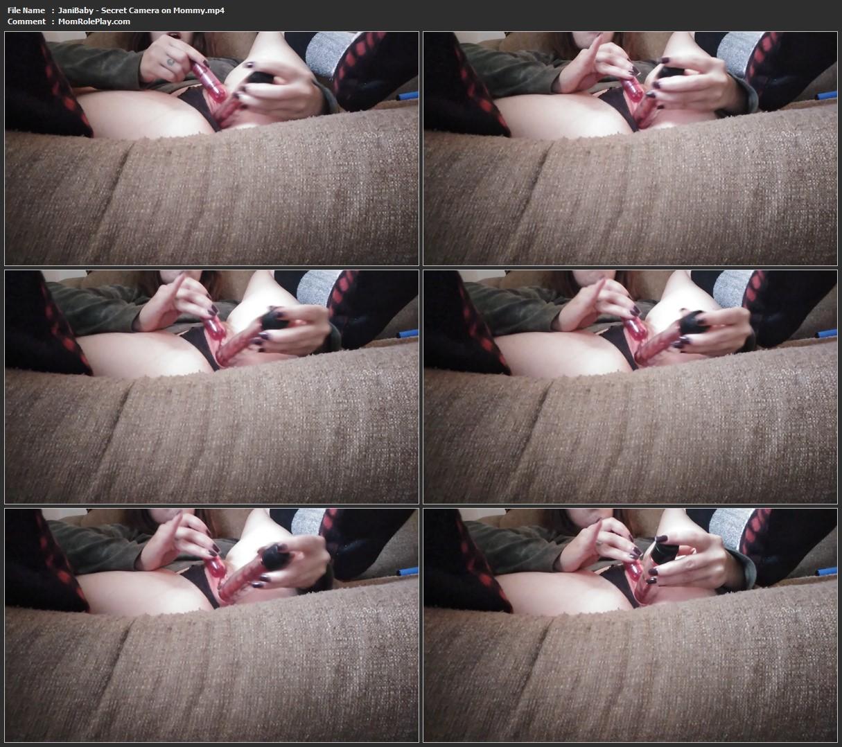 Jani Baby - Secret Camera on Mommy