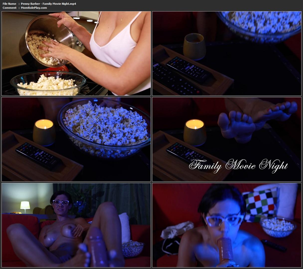 Penny Barber - Family Movie Night