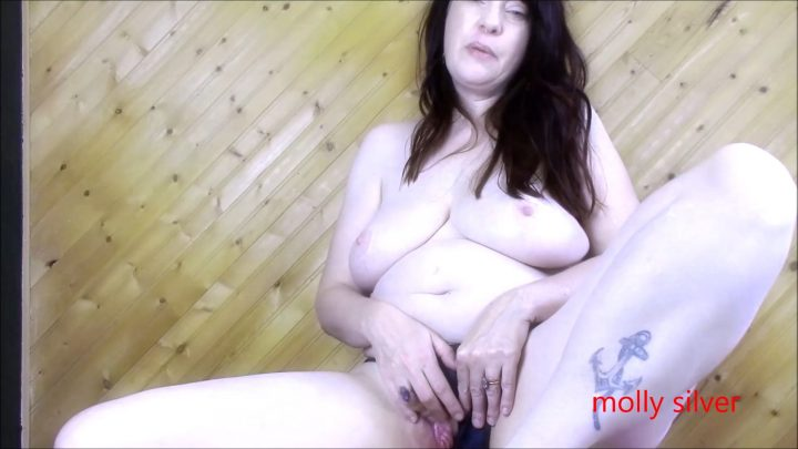 Molly Silver – Step-Mommy's Forbidden Tits