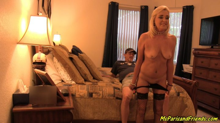 Ms Paris Rose – Hidden Cam Catches Stepmom As An Escort