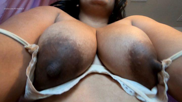 RosemarieLoves – Custom POV mommys tits bounce