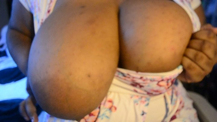 lilithisfat – Cum on Mommy's Big Tits