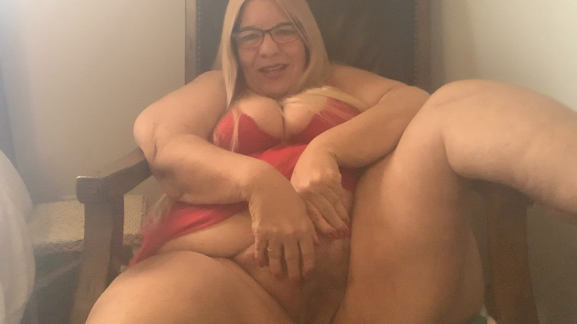 BBW Sweet Aimee Luv - A nice Phat Surprise for you Baby