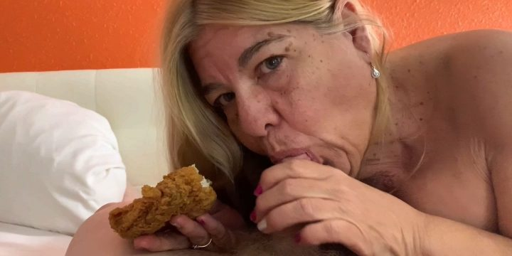 BBW Sweet Aimee Luv – Little Cock vs Mommy and Her Chicken