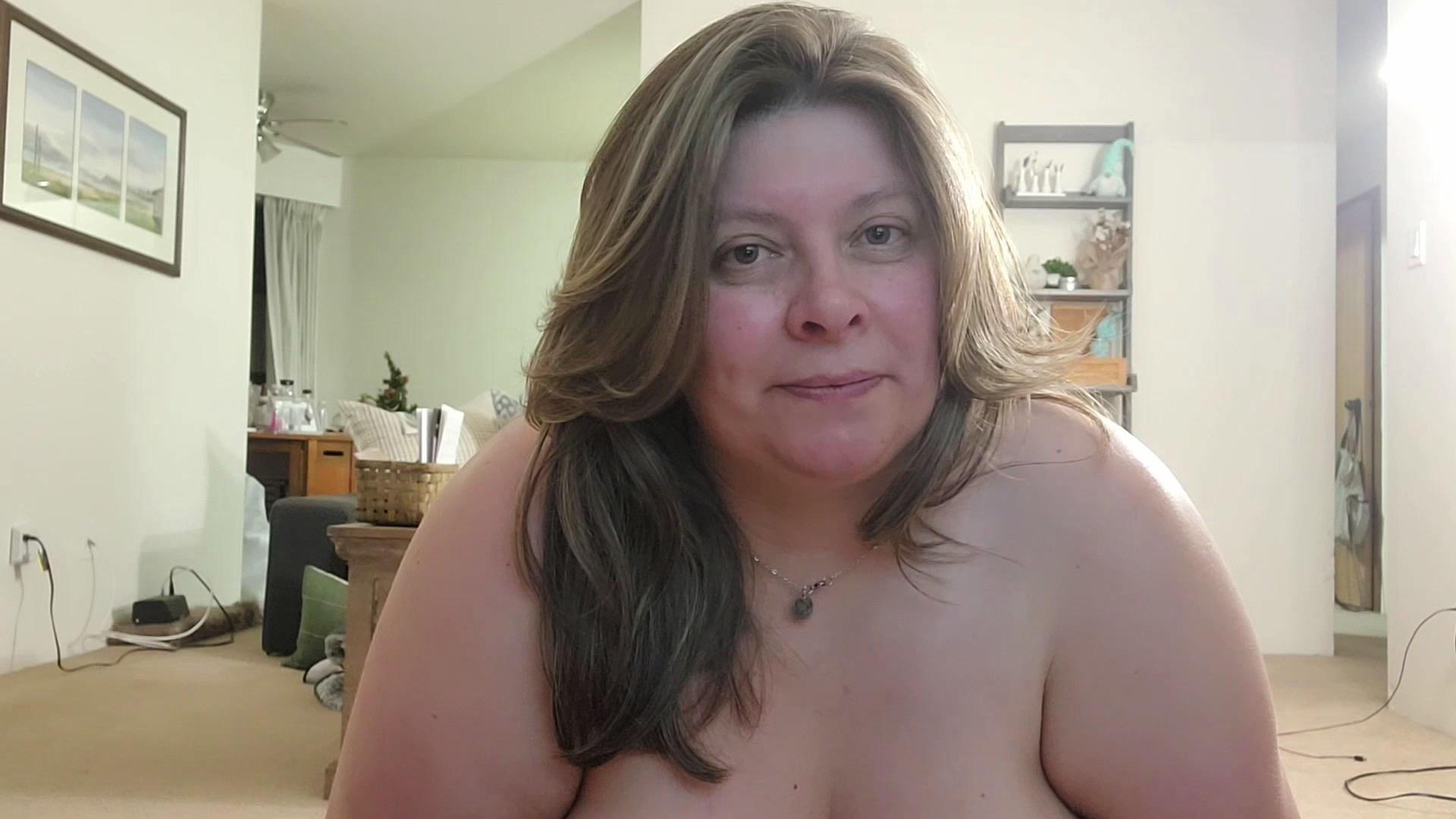 Cougar BBW - BBW Mom wants Son Baby