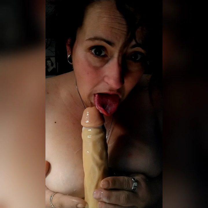 Goddess Cherry Nicks – Mommy Taboo Blow job Titty Fuck