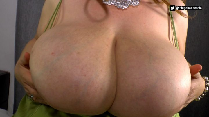 Huge Boobs Wife – Burying StepMom Loves to Hide your Face