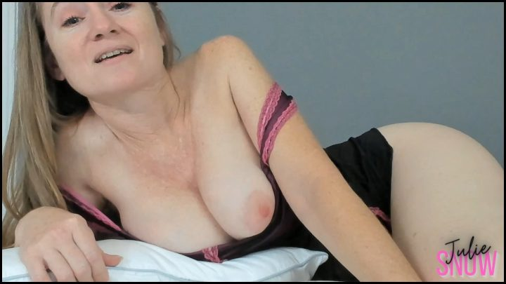 Julie Snow - Your First Time Masturbating