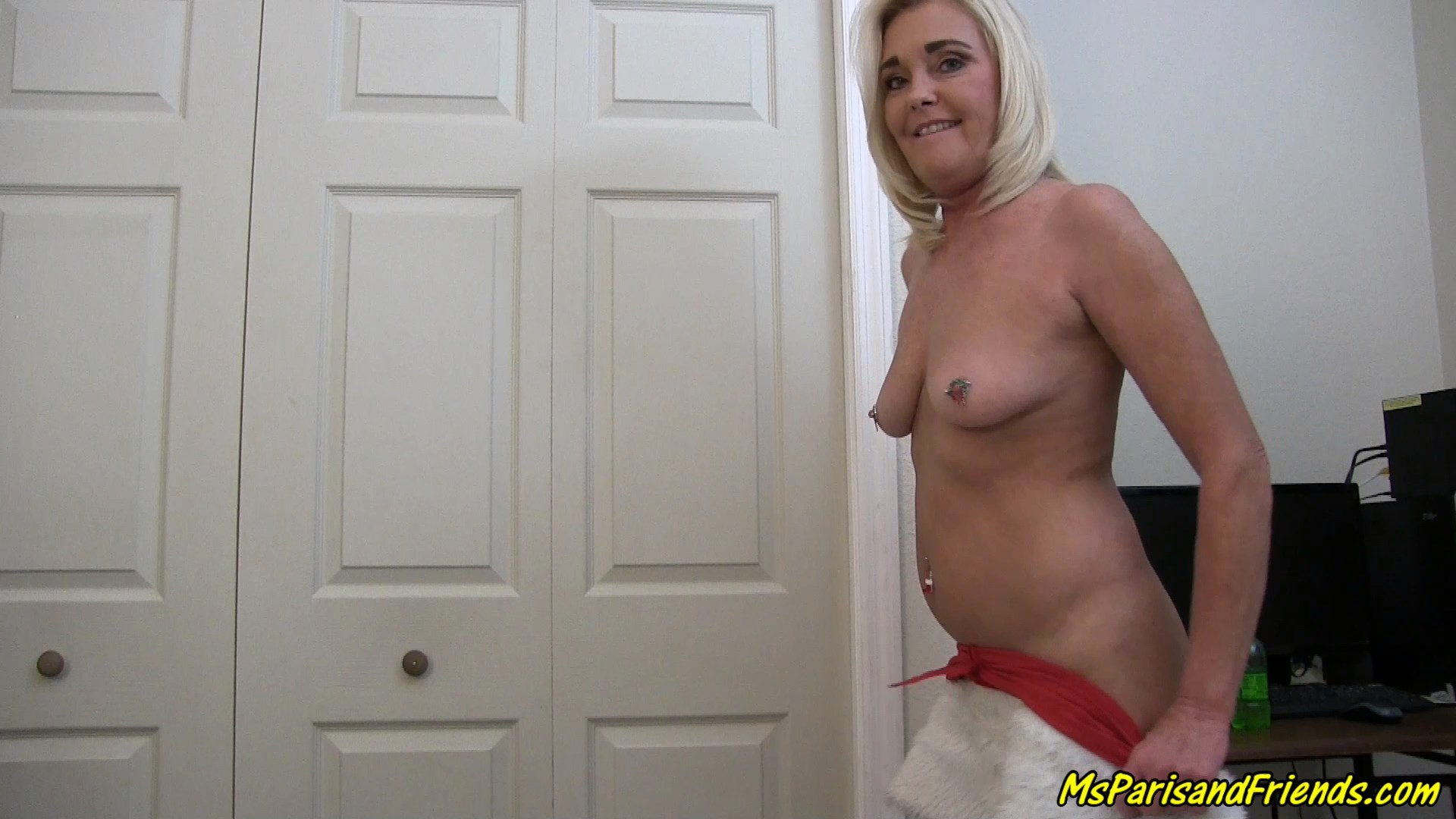 Ms Paris Rose - Mrs Clause Gets Lucky for Christmas