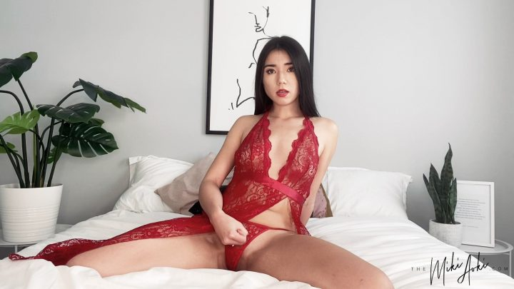 Princess Miki - Your New Porn Mommy
