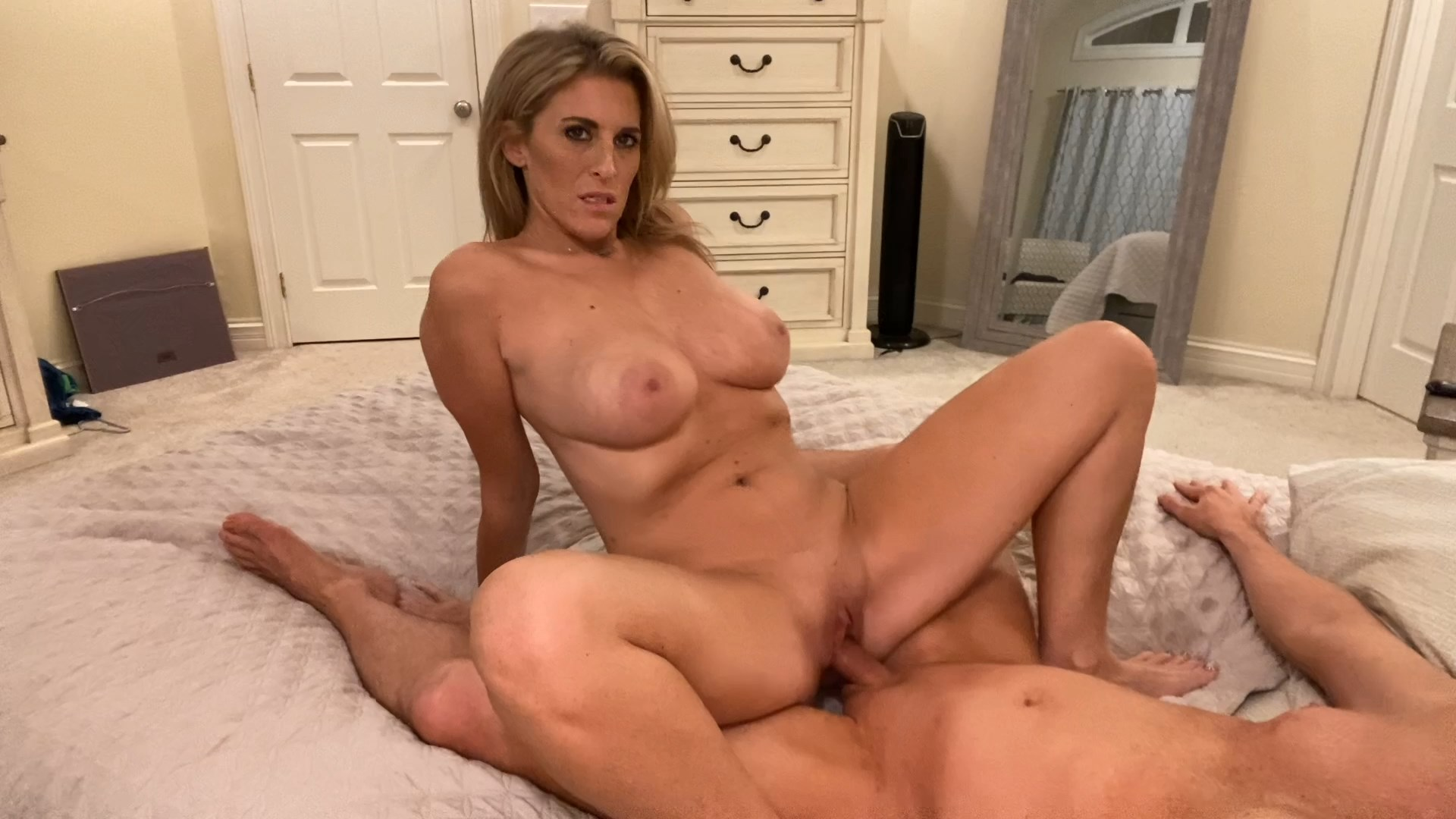 Rose Scott - Rose Fucks Step Son in Hotel Room