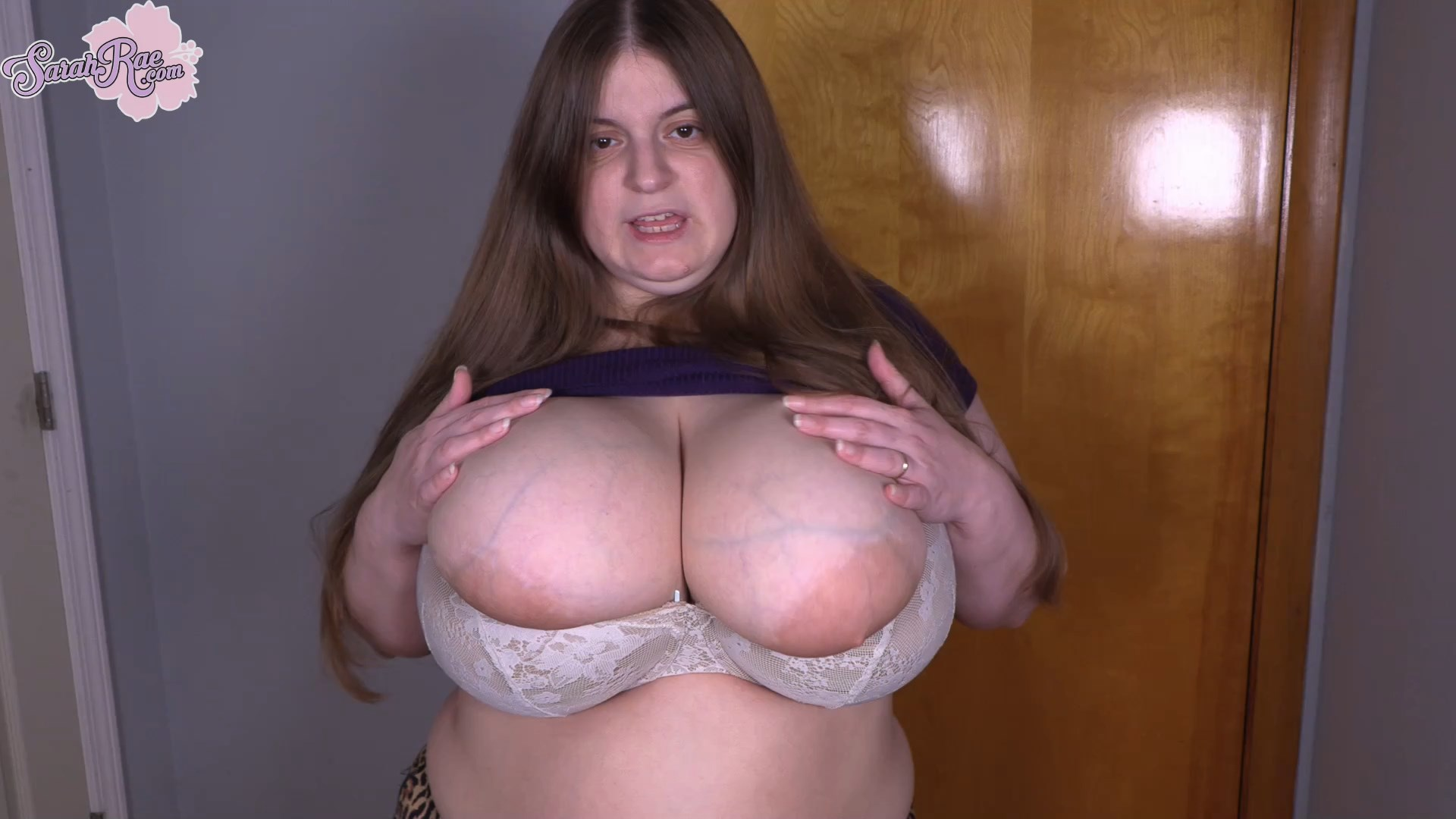 Sarah Rae - Mom Catches You Masturbating