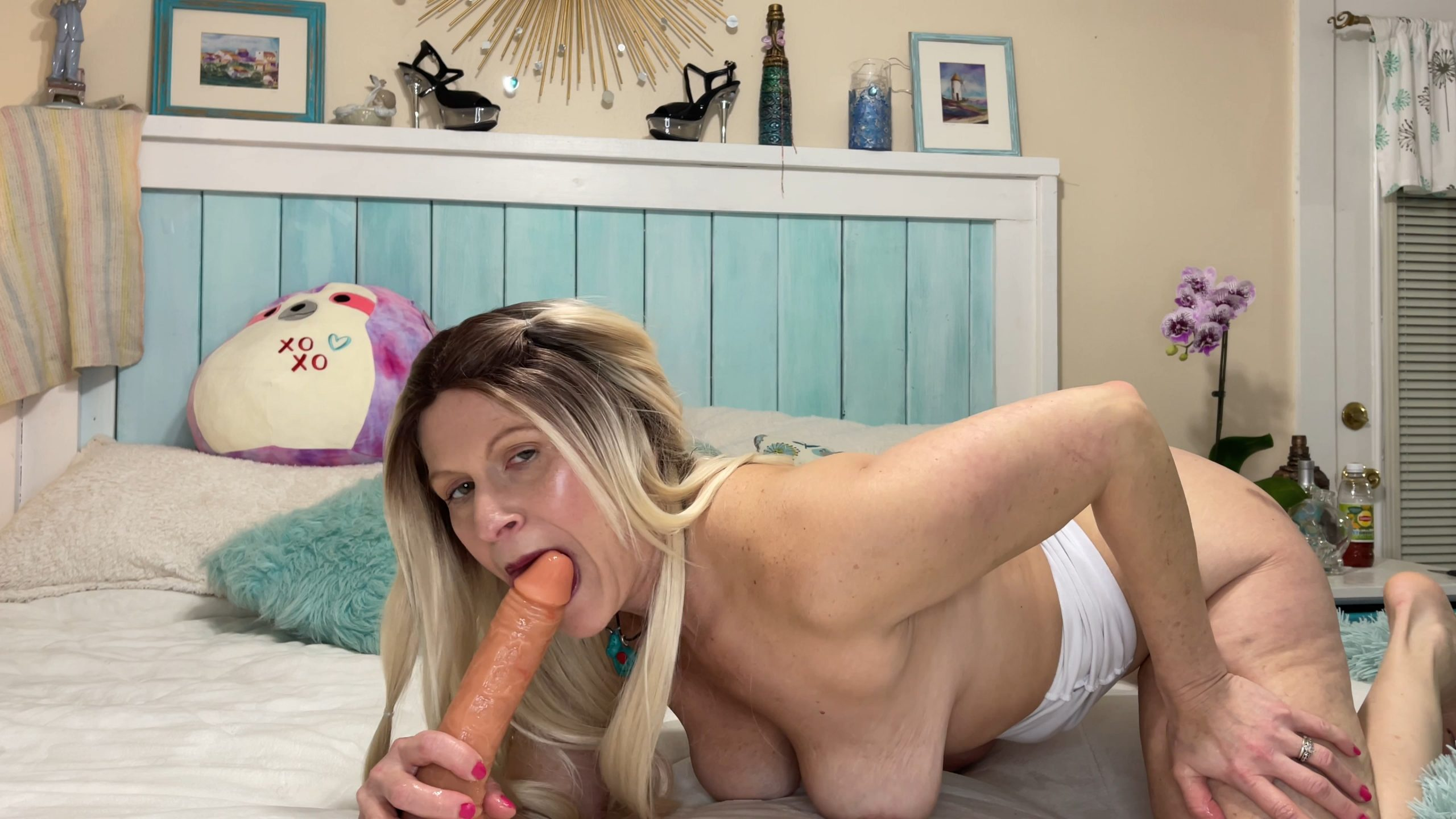 TabithaXXX - Mommy Persuades Son for Help