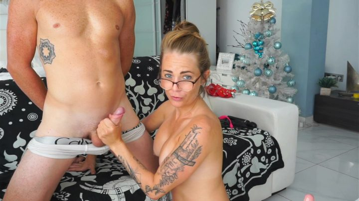 Barebackpackers – Mom Humiliates Your Little Dick SPH