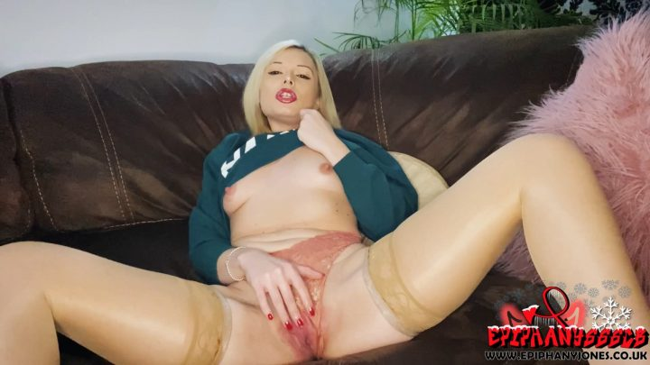 Epiphany Jones - Mommy Want Her Pussy Filled