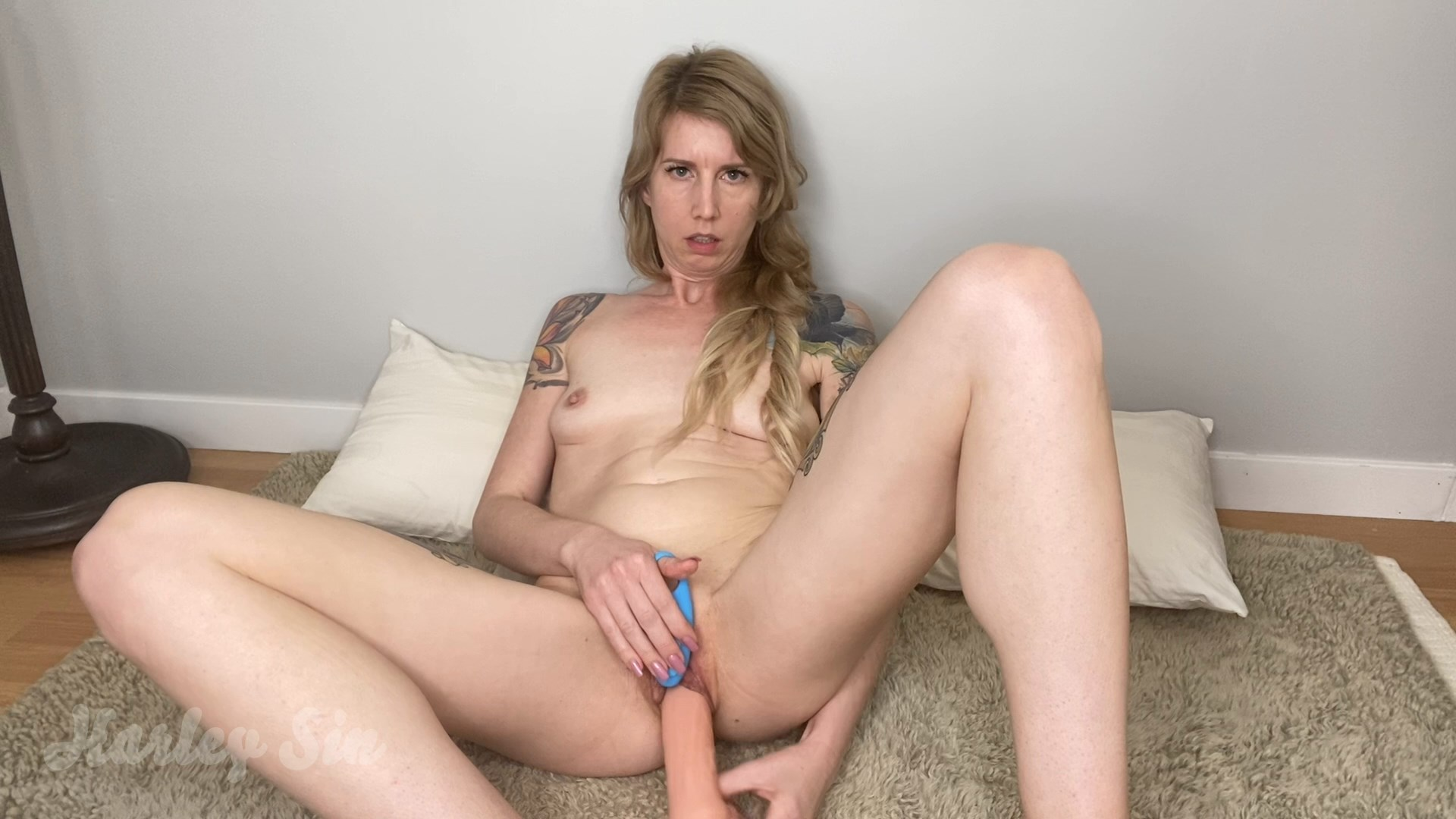 Harley Sin - Reluctant Mommy Confession