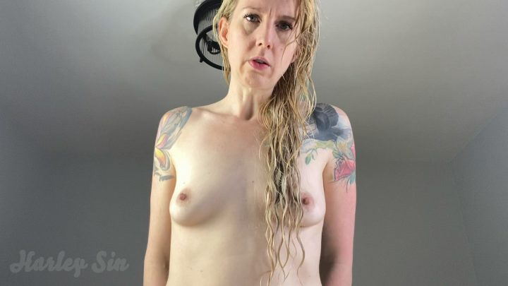 Harley Sin – Wash Mommy Clean