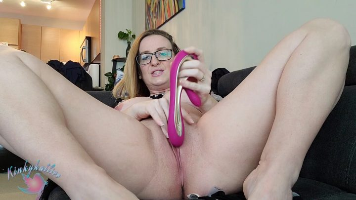 Kinkykatlive – Mutual Masturbation With Mommy