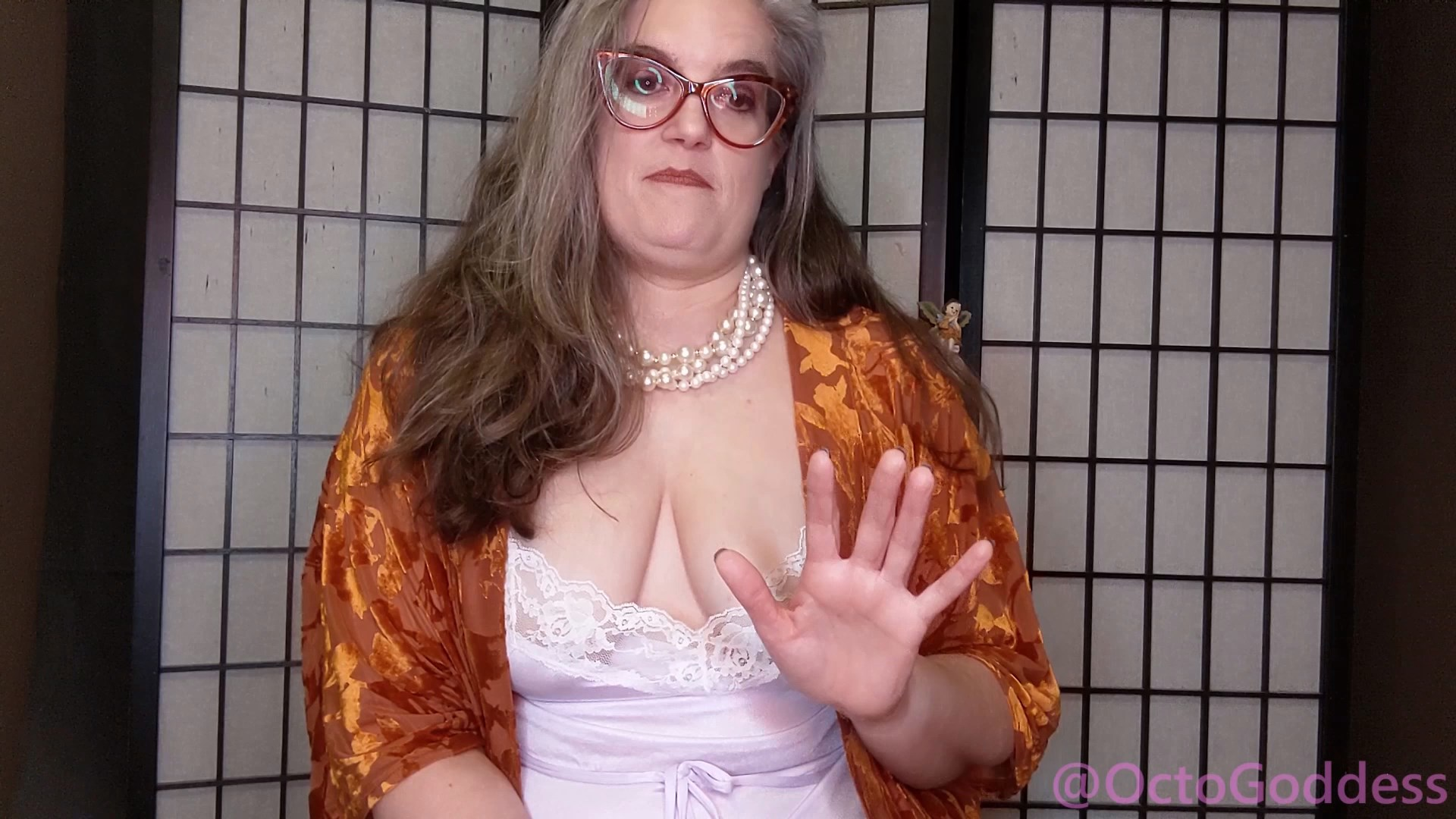 OctoGoddess - Mommy Cuckolding SPH JOI MILF