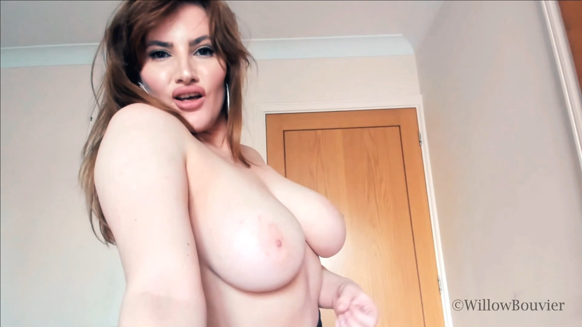 WillowBouvier - Stroke it for Step-Mommy's Tits