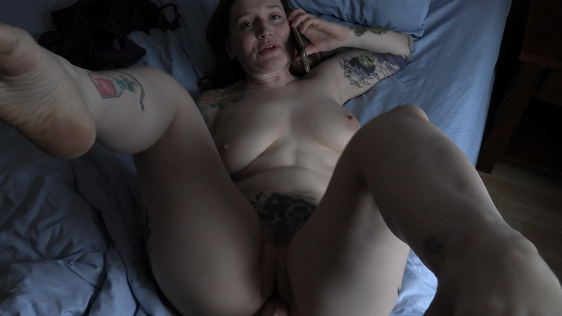 Bettie Bondage - Morning Sex with Mom