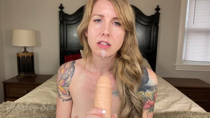 Harley Sin – Cum On Mommy's Face