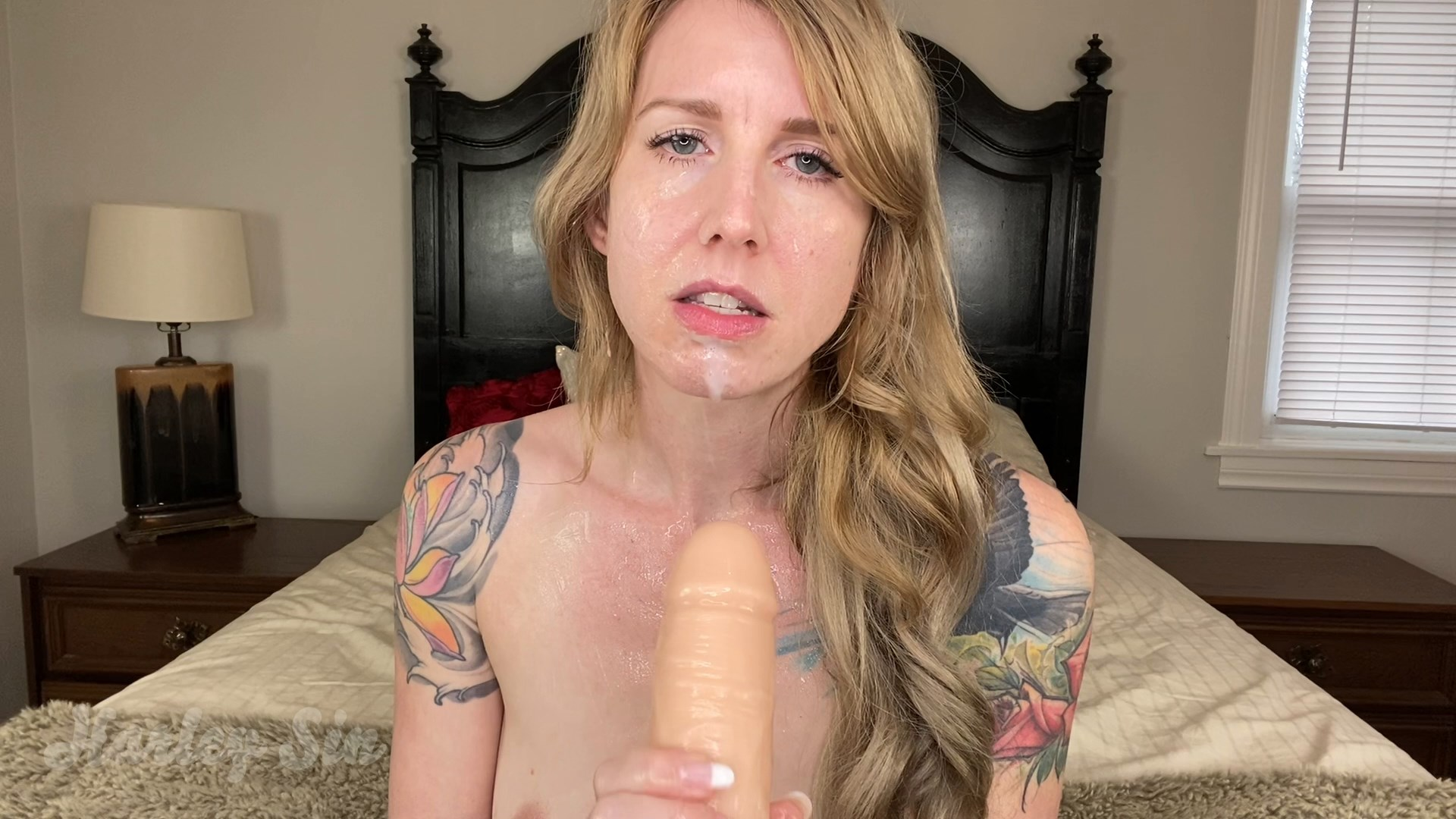 Harley Sin - Cum On Mommy's Face