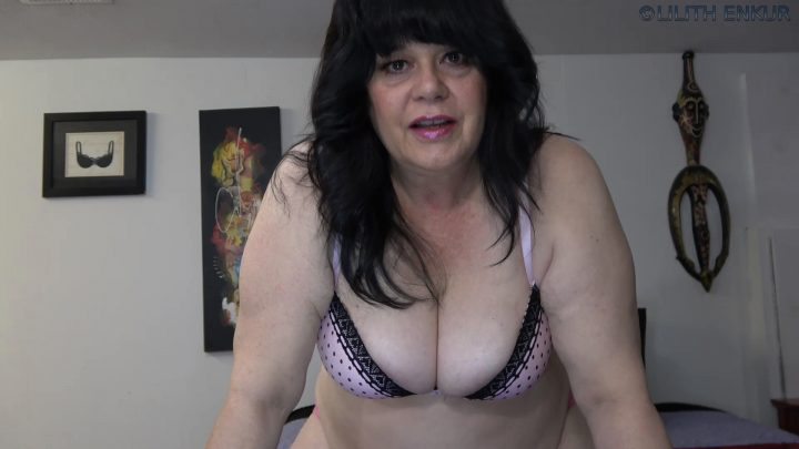 Lilith Enkur – Step Mom Wants You To Herself