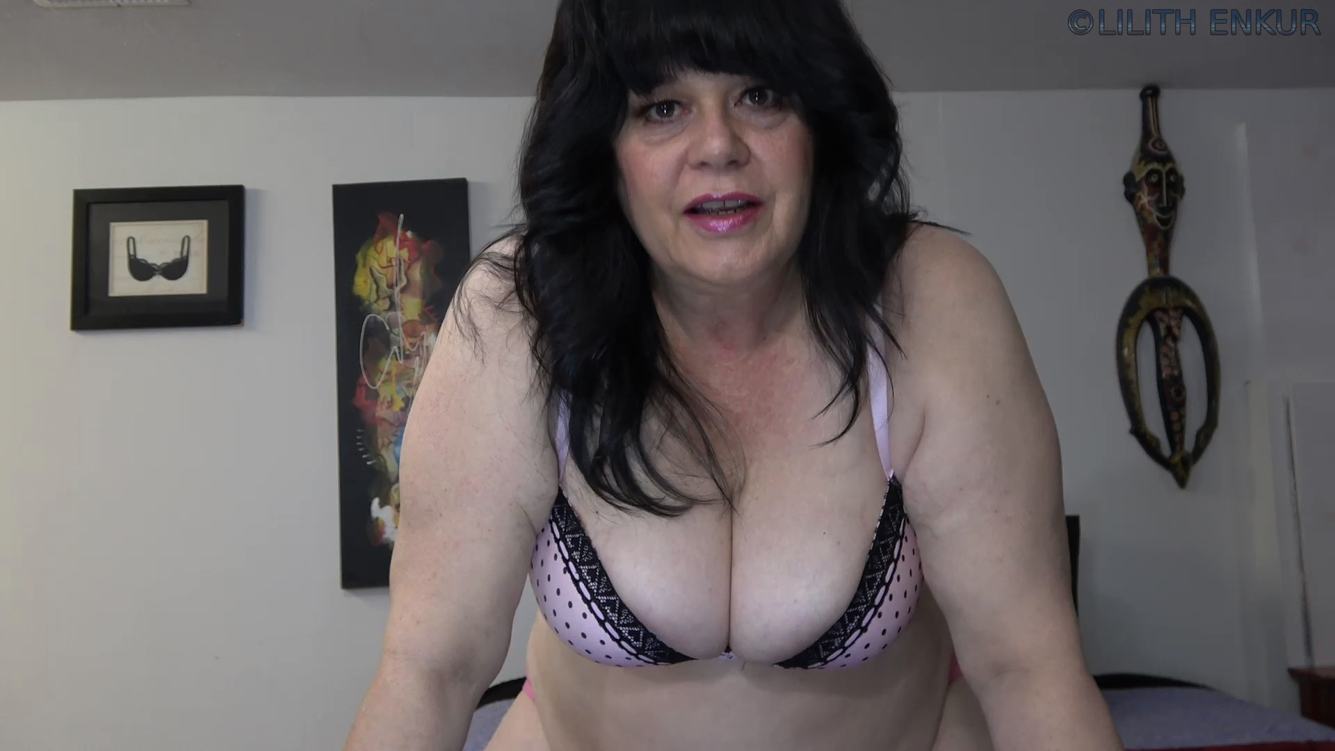 Lilith Enkur - Step Mom Wants You To Herself