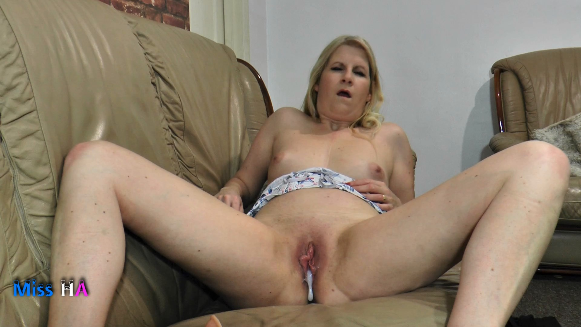Miss Horny Ass - Mom Wants to Thank You