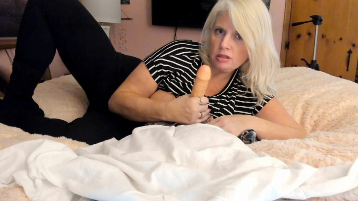 Painted Rose – Friday Night Cheating Mom Rides Son