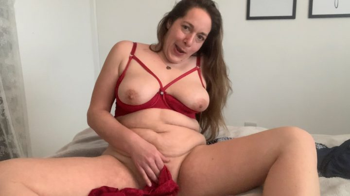 My Girl Butterfly – Taboo Mommy JOI wet panty play