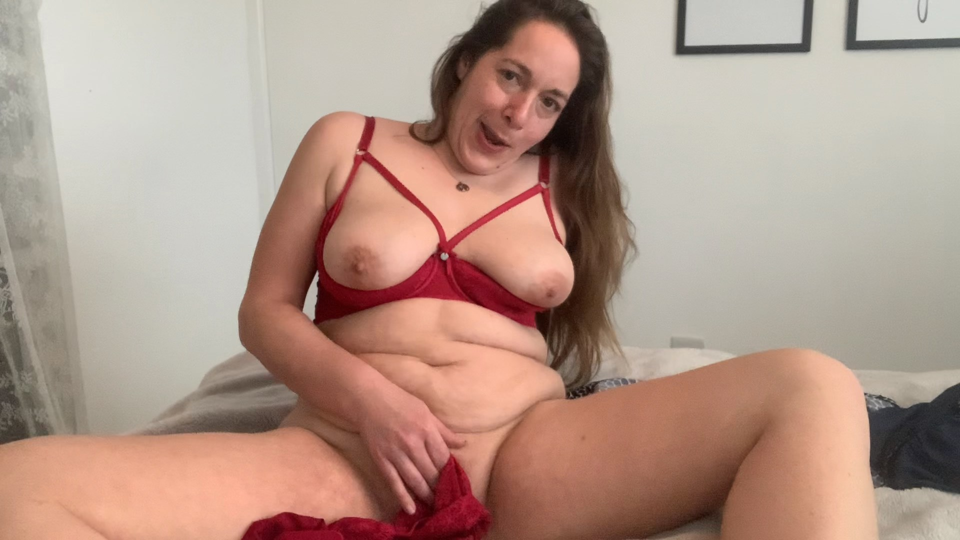 My Girl Butterfly - Taboo Mommy JOI wet panty play
