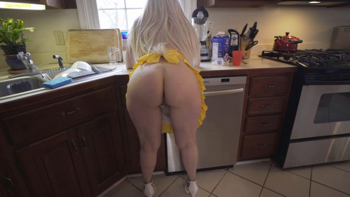 TabithaXXX - Son Let Mommy be Your Sweet Snack